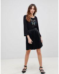 See U Soon - Pleated Mini Skirts - Lyst