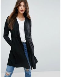 Lavand - Belted Mac - Lyst