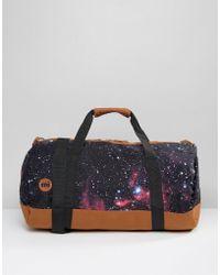 Mi-Pac - Splattered Duffle Bag - Lyst