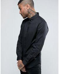 Criminal Damage - Shirt In Slim Fit - Lyst