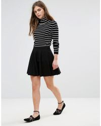 Oeuvre - Oeurve A Line Midi Skirt - Lyst