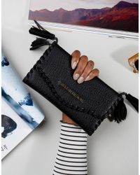 Silvian Heach   Purse With Embroidered Edging   Lyst