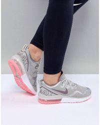 Nike - Air Max Fury Trainers In Bone Grey - Lyst