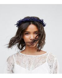 Rock N Rose - Rock N Rose Lavander Dried Flower Crown - Lyst