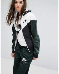 Nike - Og Windrunner Hooded Jacket - Lyst