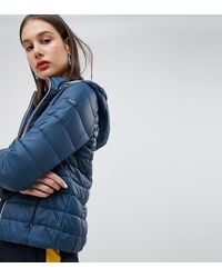 Esprit - Short Padded Jacket With Hood - Lyst
