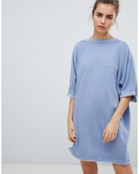 Volcom - Dress In Blue - Lyst