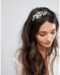 New Look - Jewelled Headband - Lyst