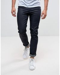 Cheap Monday - Sonic Slim Jeans Unwashed - Lyst