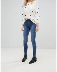 Vero Moda - Skinny Jeans - Lyst