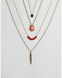 Ashiana - Pendant Necklace - Lyst
