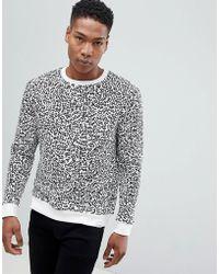 Stradivarius - X Keith Haring Sweatshirt In White - Lyst