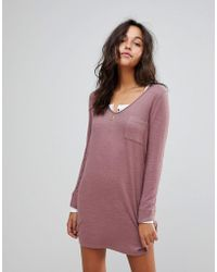 Abercrombie & Fitch - Cozy Dress - Lyst