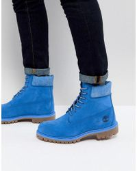 Timberland - Iconic 6 Inch Premium Boots - Lyst