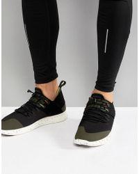 Nike - Free Run Commuter 2017 Utility Trainers In Black Ah6840-001 - Lyst