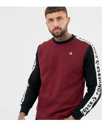 a2c599cc9238 Converse One Star  86 Sweatshirt In White Exclusive At Asos in White ...