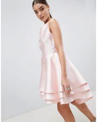 Club L - Hi Lo Prom Dress - Lyst
