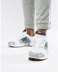 Lyst adidas originali swift run scarpe nere cg4111 in nero