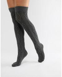 Jonathan Aston - Harmony Over The Knee Sock - Lyst