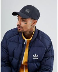 adidas Originals - Eqt Cap In Black Cd6949 - Lyst