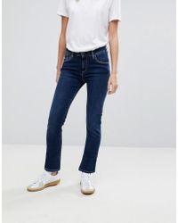 Pepe Jeans - Basic Denim Skinny Jeans - Lyst