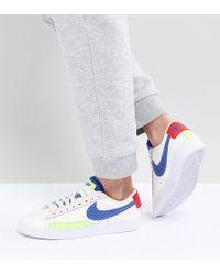 Nike - Panache Pack Blazer Trainers - Lyst