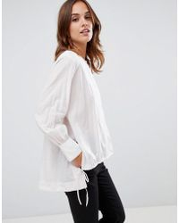 French Connection - Malolo Stripe Shirt - Lyst
