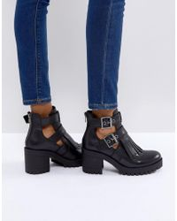 Steve Madden - Tulia Ankle Boots - Lyst