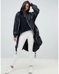 UGG - Carinna Hooded Anorak - Lyst