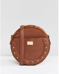 New Look - Round Cross Body Bag - Lyst