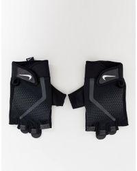 dfe9dd76c Reebok Training Gloves In Black Cv5844 in Black for Men - Lyst