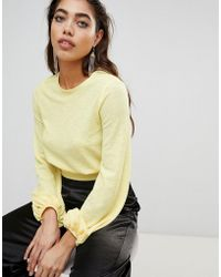 Ivyrevel - Cropped Top With Tie Back - Lyst