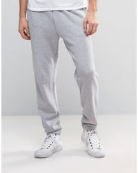 Converse | Essentials Luxe Joggers In Green 10000657-a09 | Lyst