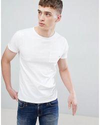 Scotch & Soda - One Pocket T-shirt - Lyst