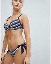 Boux Avenue - Boston Tie Side Bikini Brief - Lyst