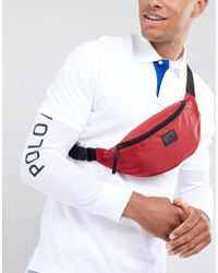 New Look - Bumbag In Red - Lyst