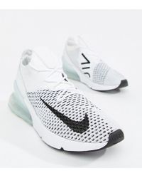 Nike - Air Max 270 Flyknit Trainers - Lyst