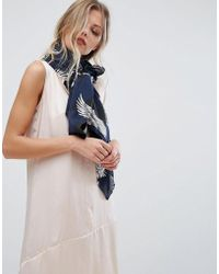 ONLY - Printed Scarf - Lyst