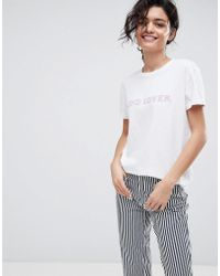 2nd Day - 2ndday 2nd Lover T-shirt - Lyst