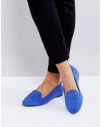 London Rebel - Flat Shoes - Lyst