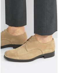 SELECTED - Oliver Suede Shoes - Lyst