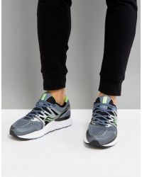 Saucony - Running Redeemer Iso Trainers In Grey S20381-3 - Lyst