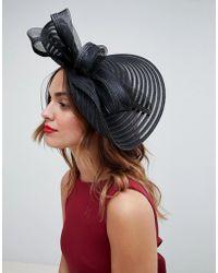 Coast - Bow Hat Fascinator - Lyst