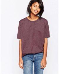 Vila - Oversized T-shirt - Lyst