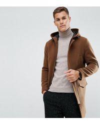 Noak - Wool Blend Parka - Lyst