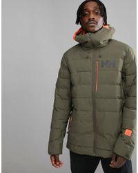 Helly Hansen - Pointnorth Jacket In Green - Lyst