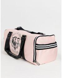 Juicy Couture - Bolso de viaje con cremallera y logo de - Lyst 7375d4ea6cfc5