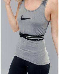 Nike Lean Waistpack In Black