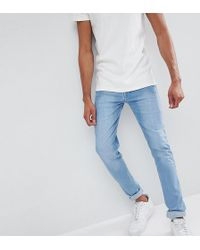 Loyalty & Faith - Loyalty And Faith Tall Beattie Skinny Fit Jean In Light Wash - Lyst