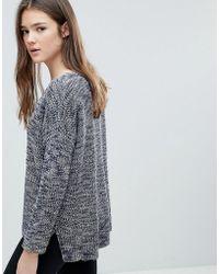 Blend She - Zoya Knit Jumper - Lyst